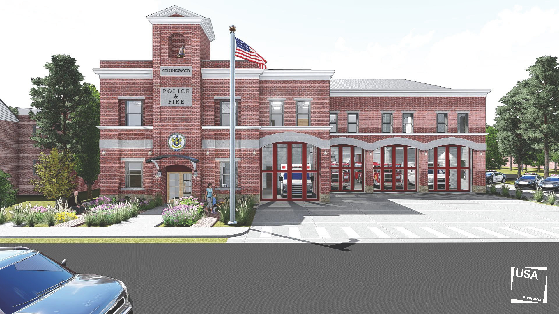 Public Safety Facility CONCEPT Haddon View FEB 2019