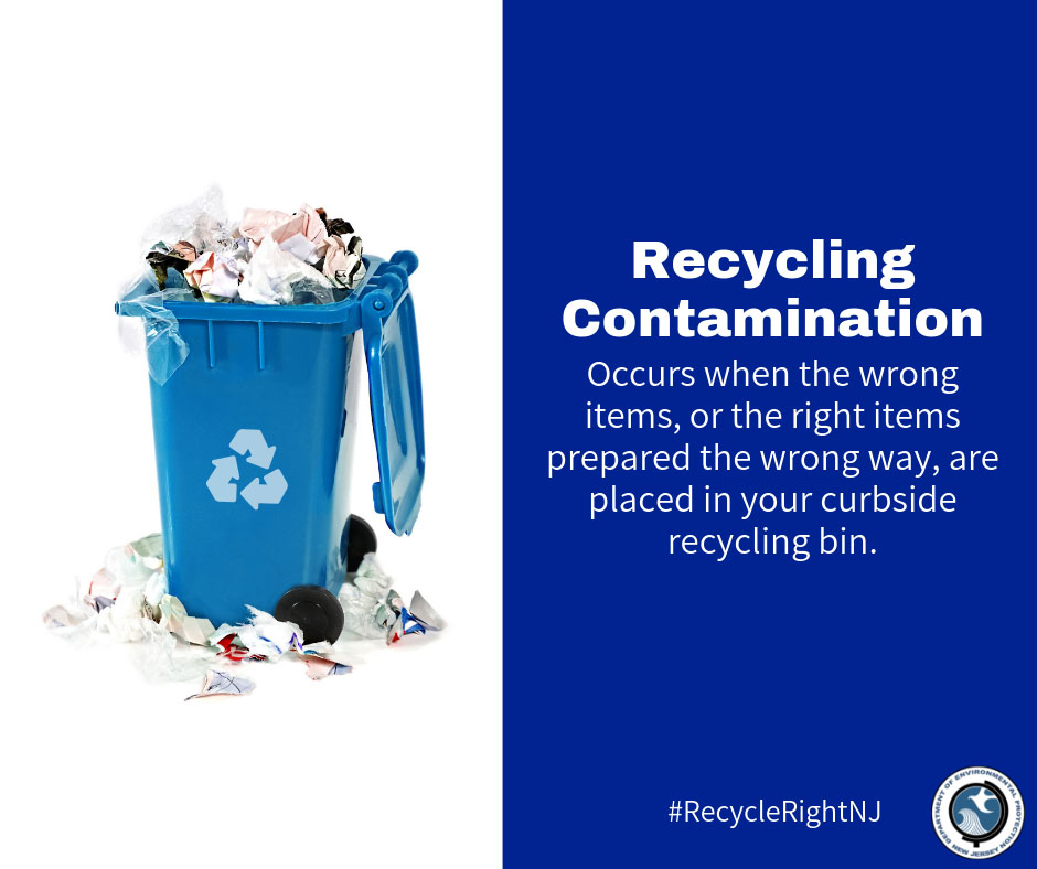 Recycling Contamiantion FB