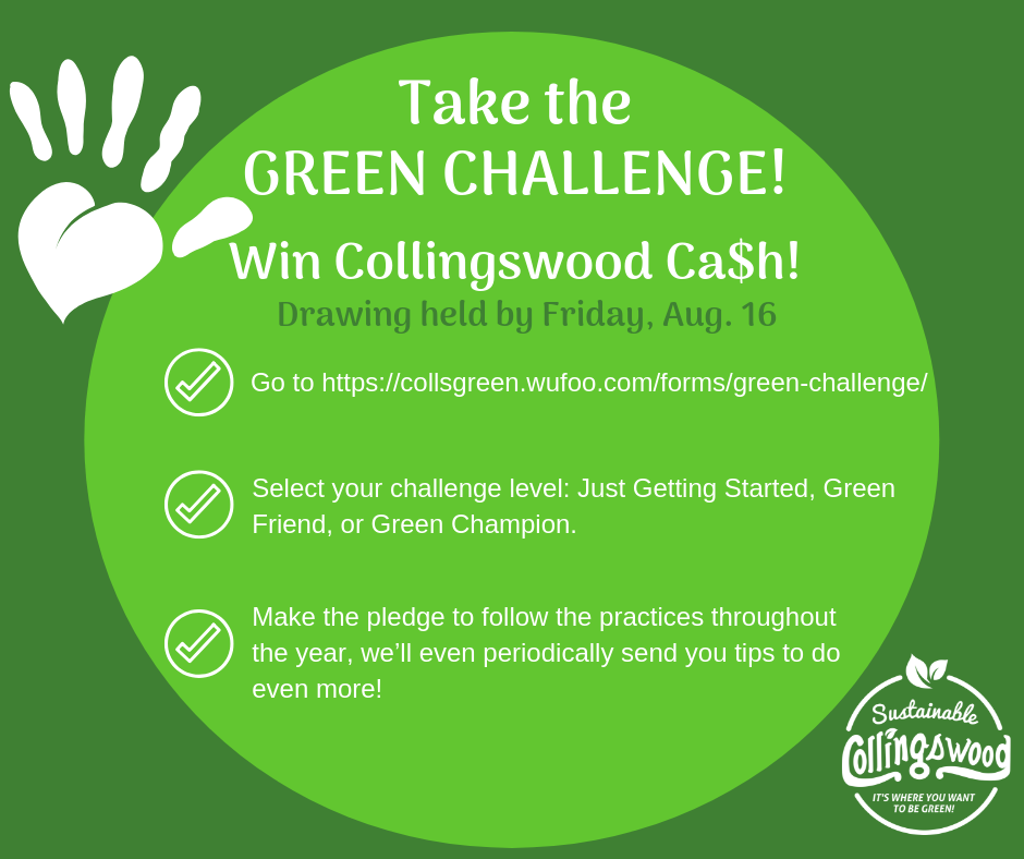 Take the Green Challenge