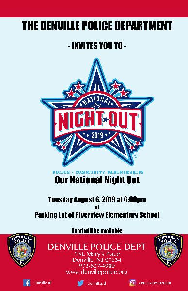 2019 NNO Poster