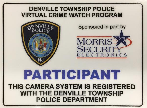 Virtual Crime Watch
