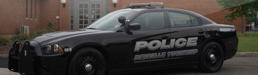 Welcome To Denville Township Police, NJ