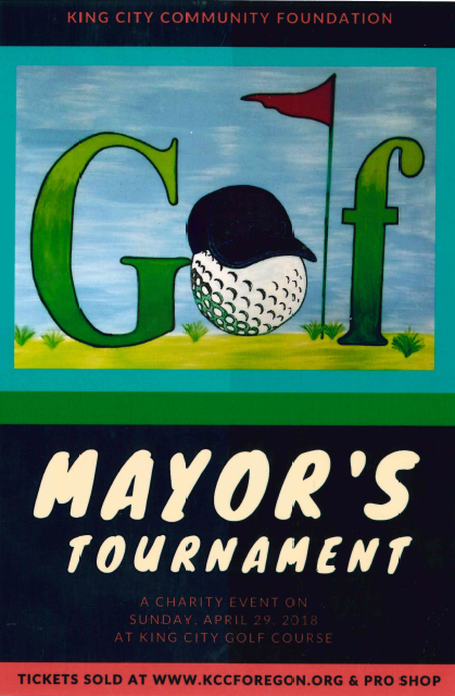 Mayors Golf Tournament