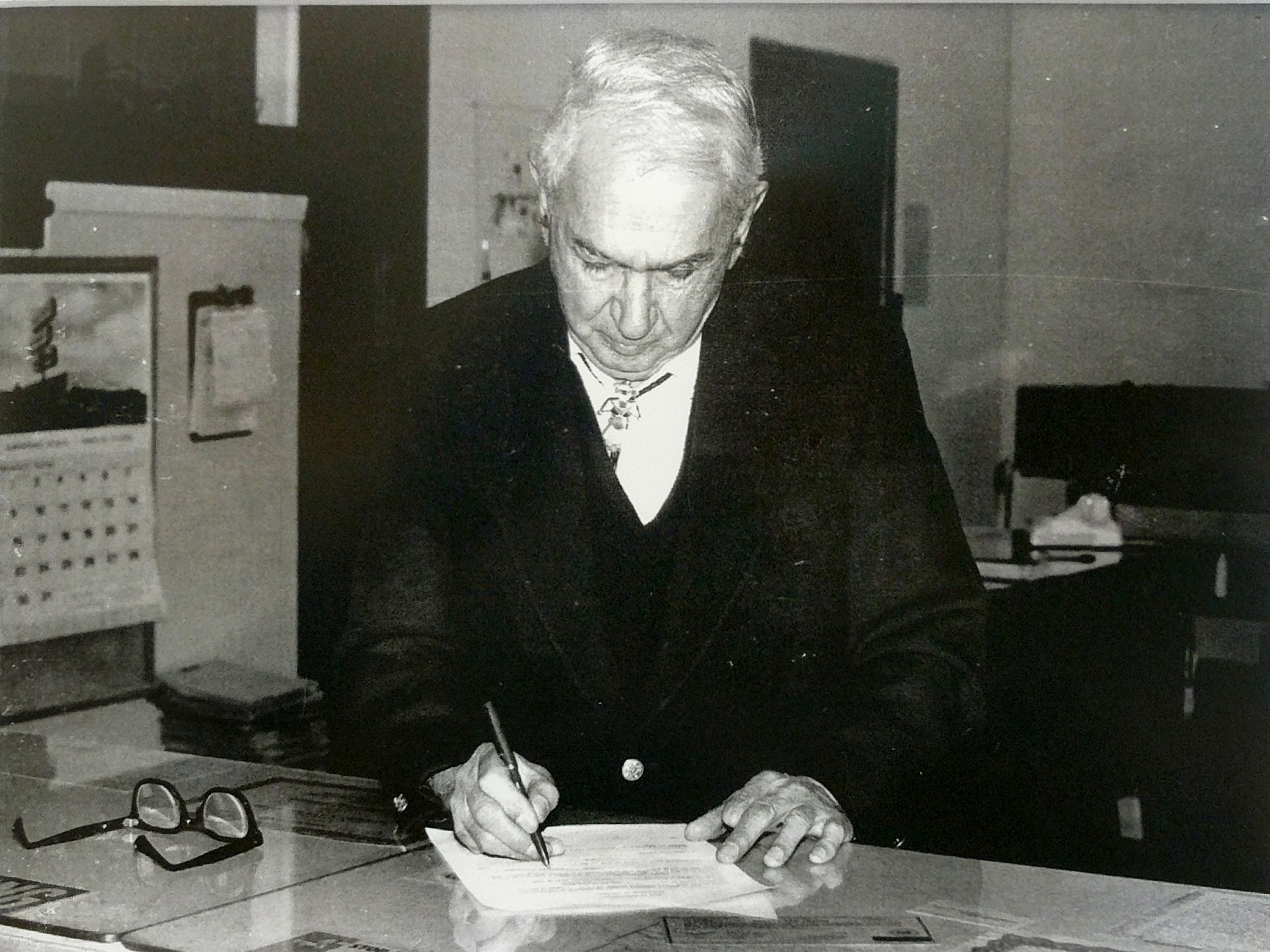 Mayor Salvador Milan 1972