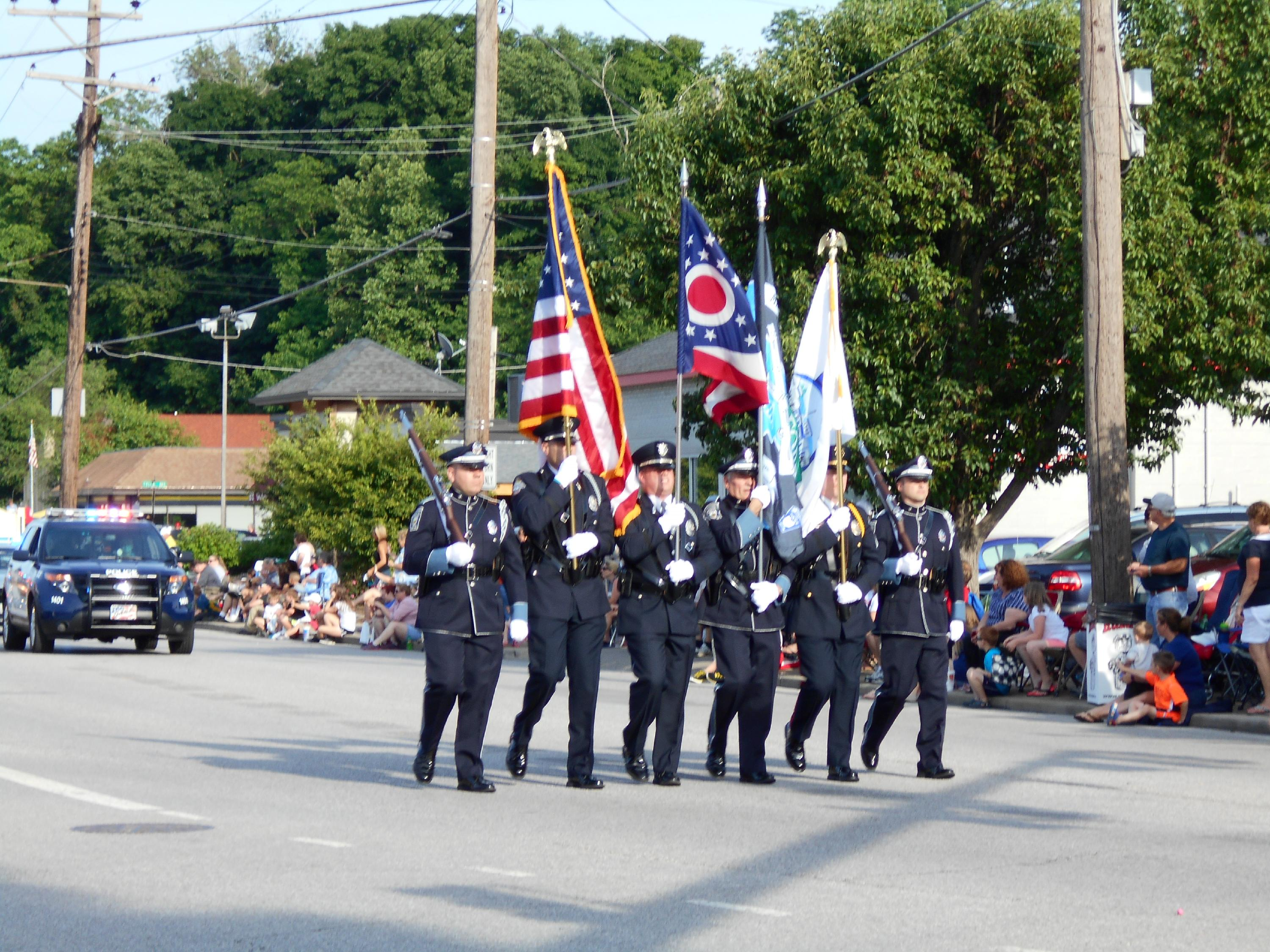 Frontier Days Parade 004
