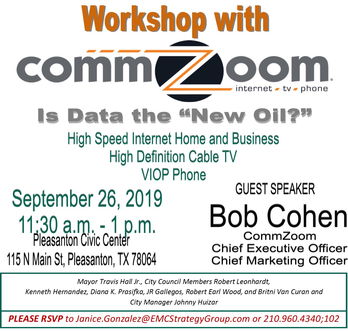 CommZoom Workshop