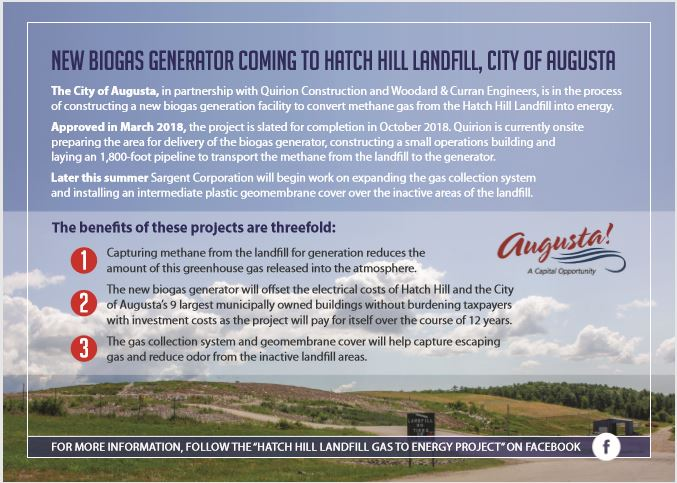 Want to follow the progress on the Hatch Hill Landfill