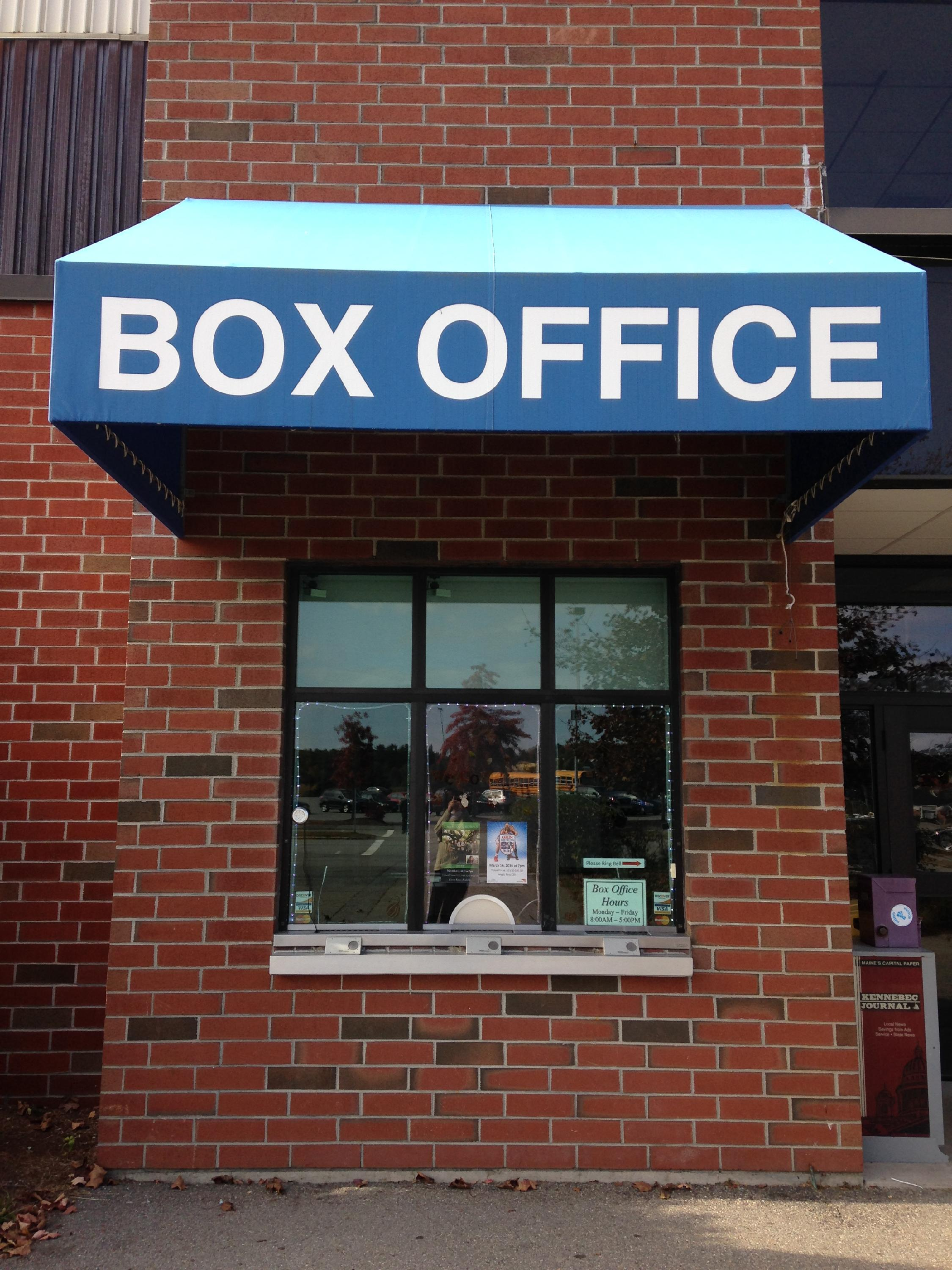 Box Office amp Ticket InformationThe box office is located to the