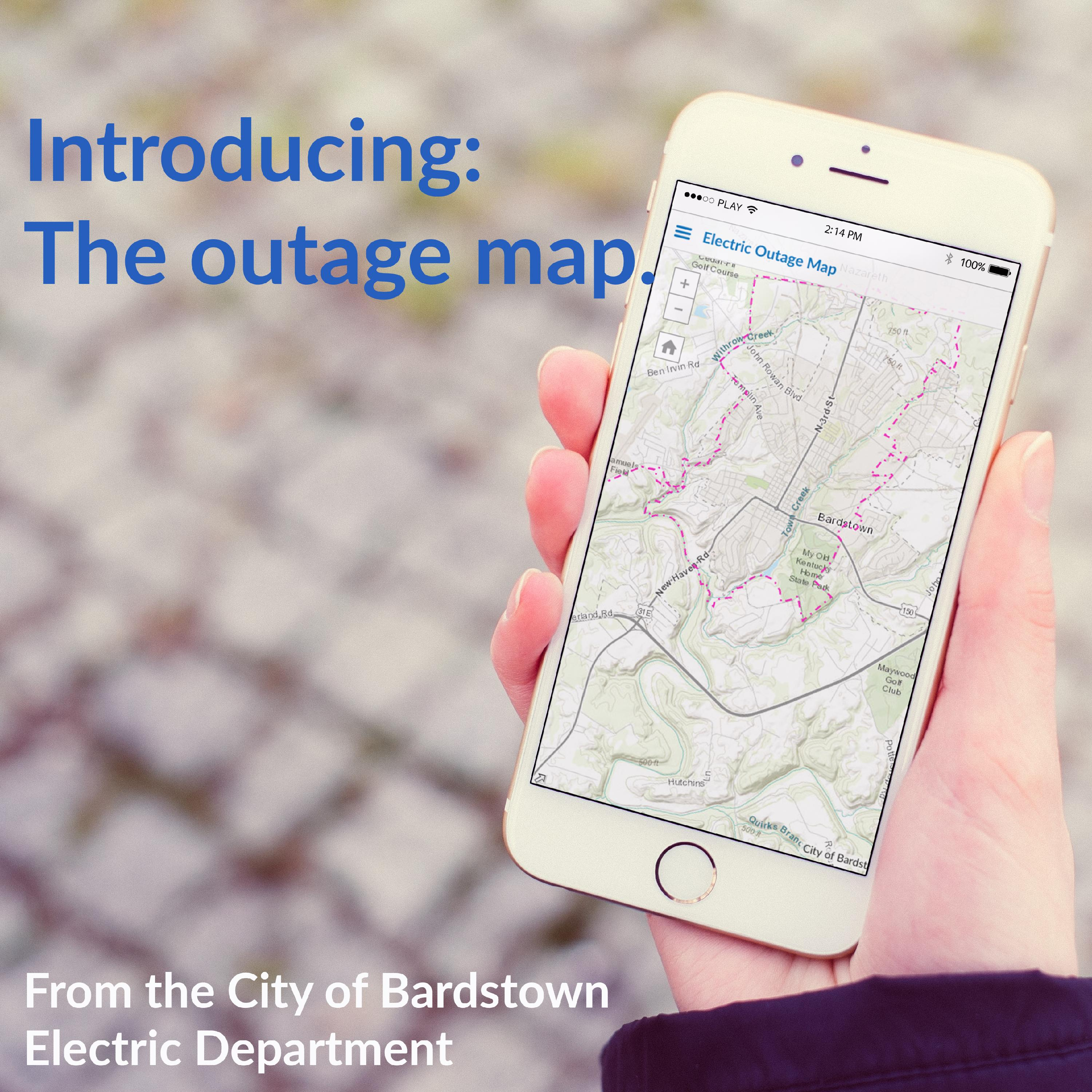 Ky Power Outage Map.Welcome To Bardstown Ky