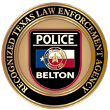 Belton Police Department Challenge Coina