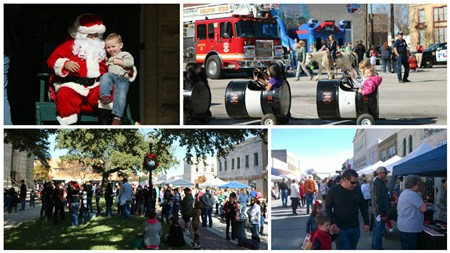 Belton Christmas Parade 2019 2018 Christmas on the Chisholm Trail   Belton, TX   Fairs and