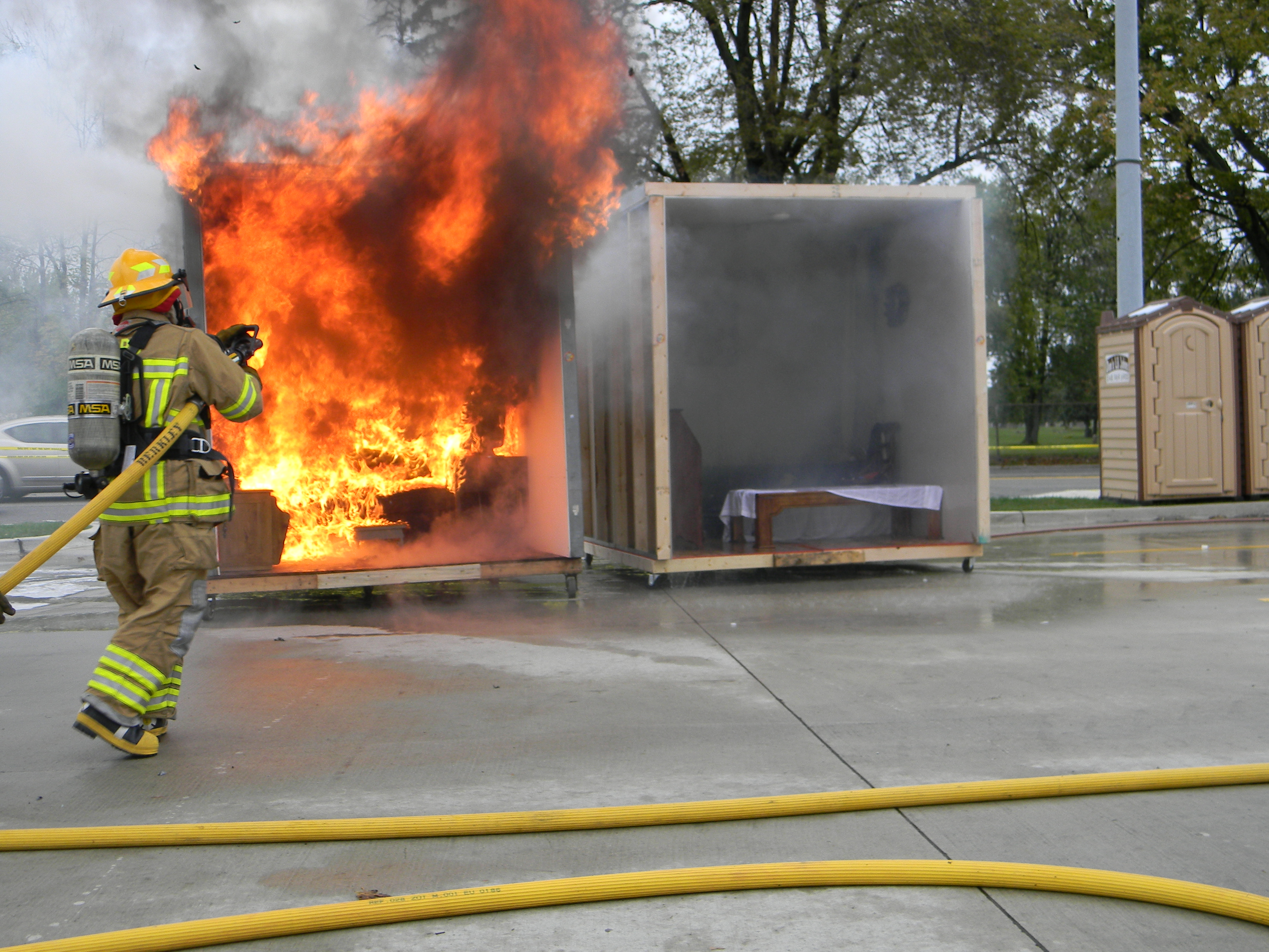 Fire Safety Open House