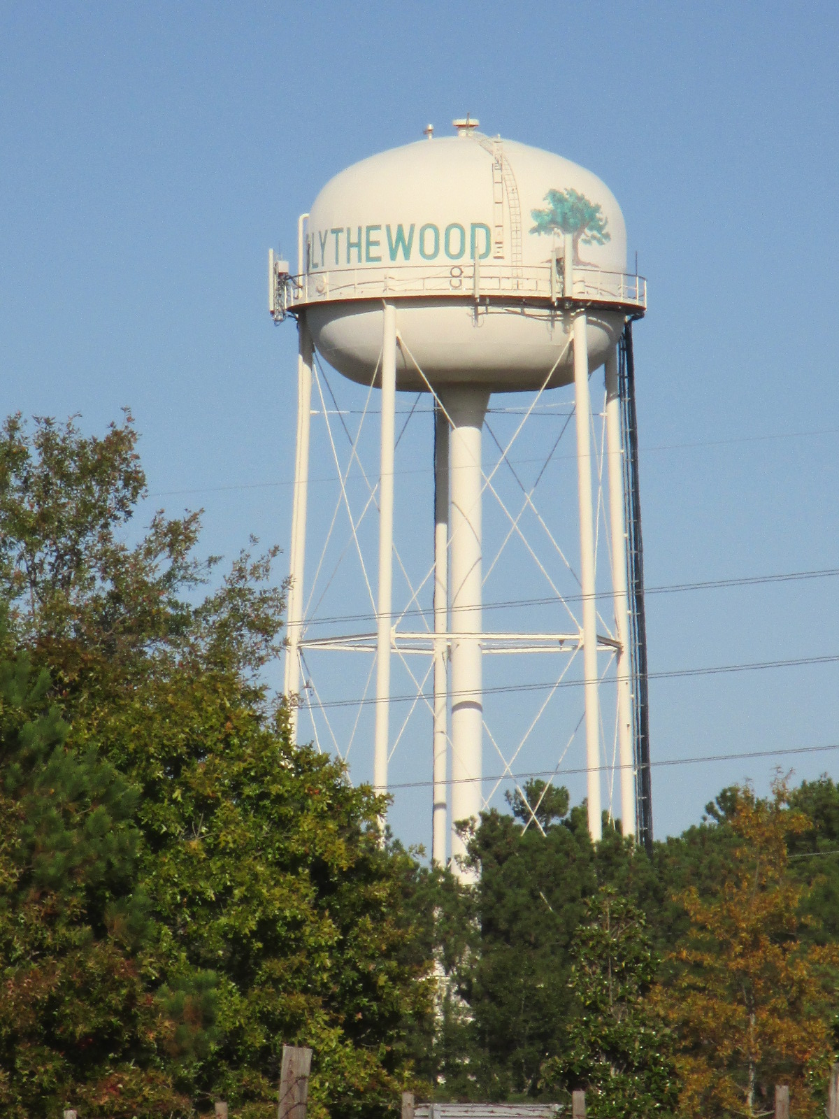Blythewood Water Tower by K2 Communications