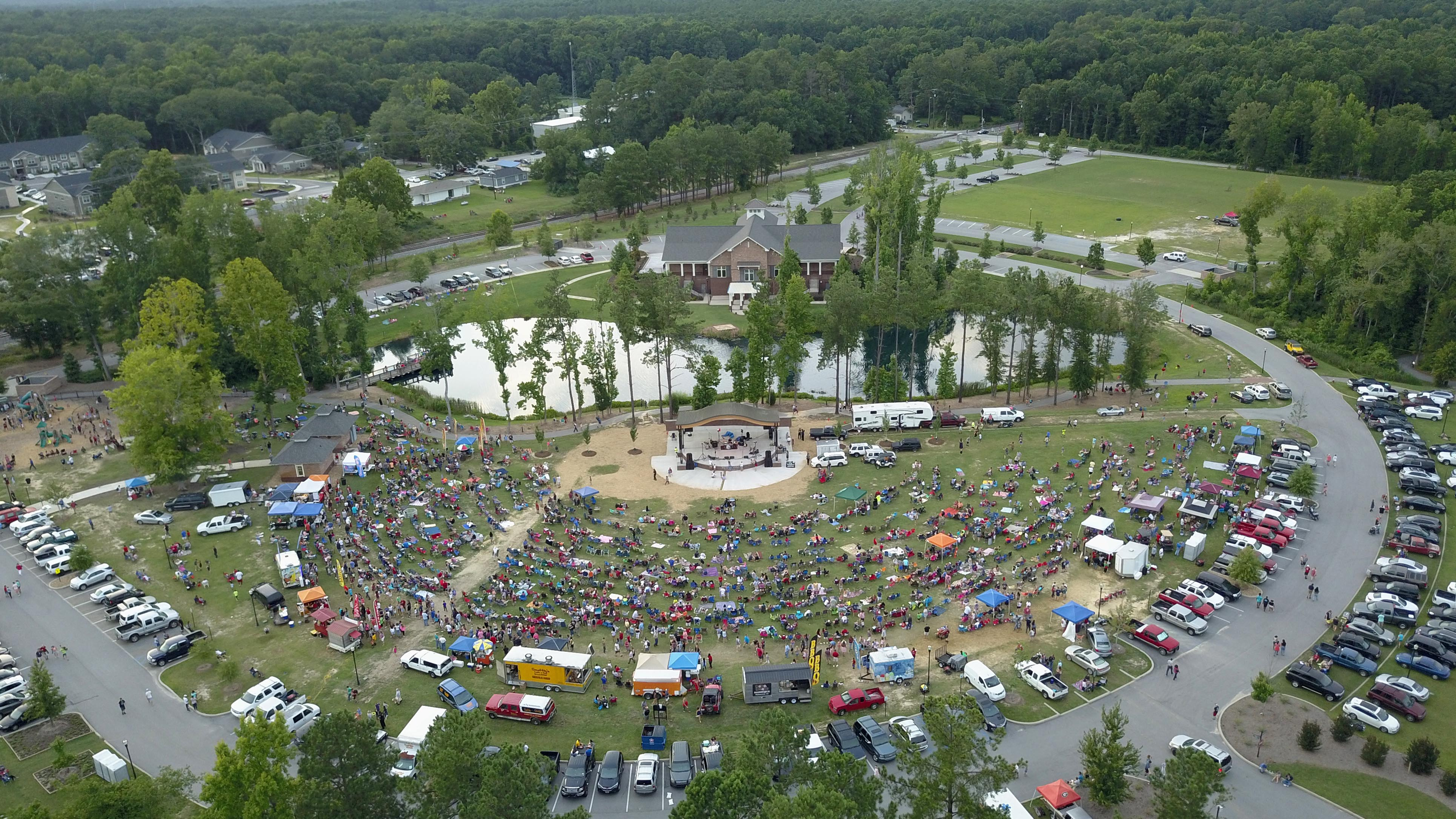 20170703-Aerial Amphitheater-2 Treetop Photography