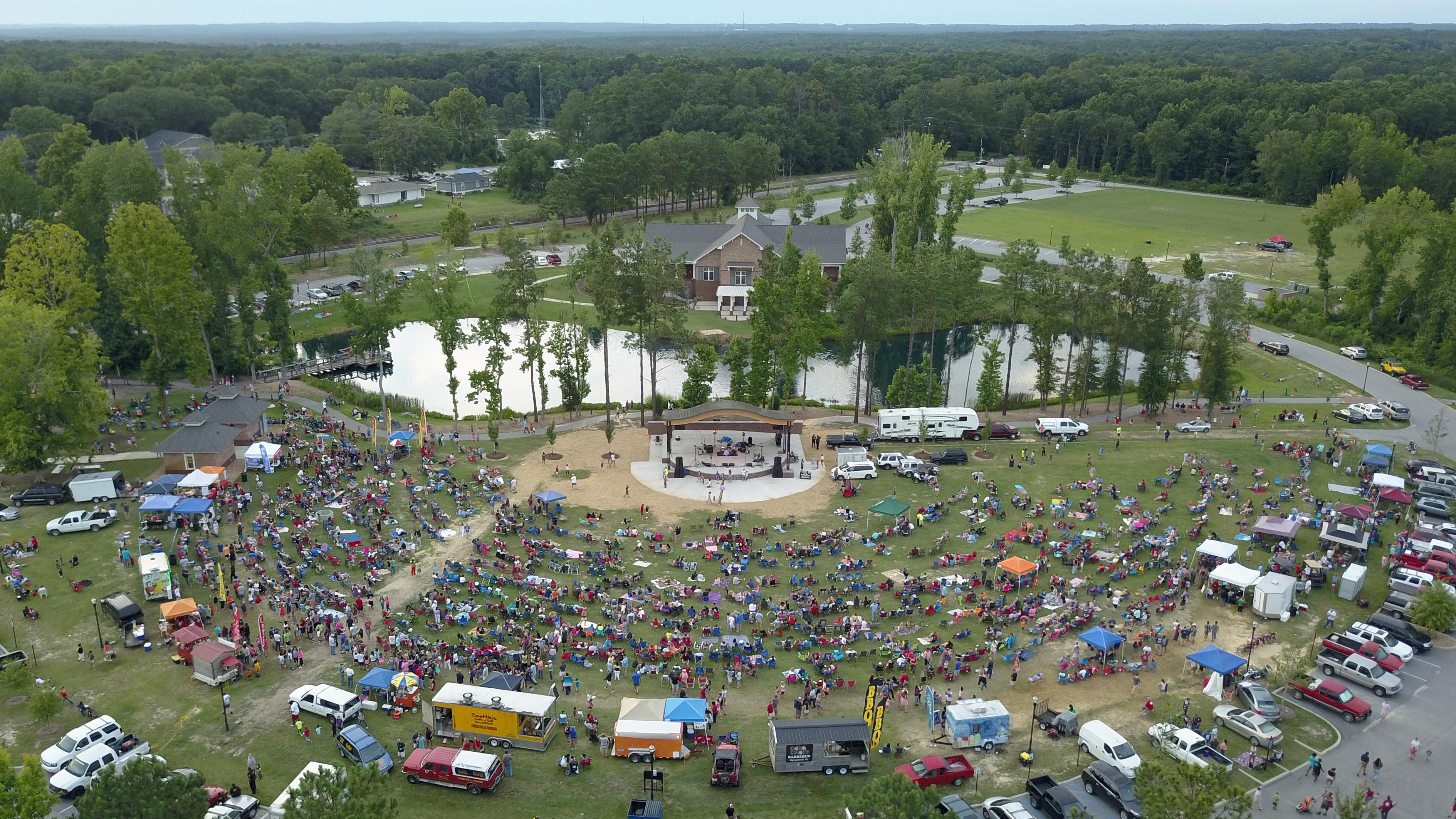 20170703-Aerial Amphitheater-3 Treetop Photography