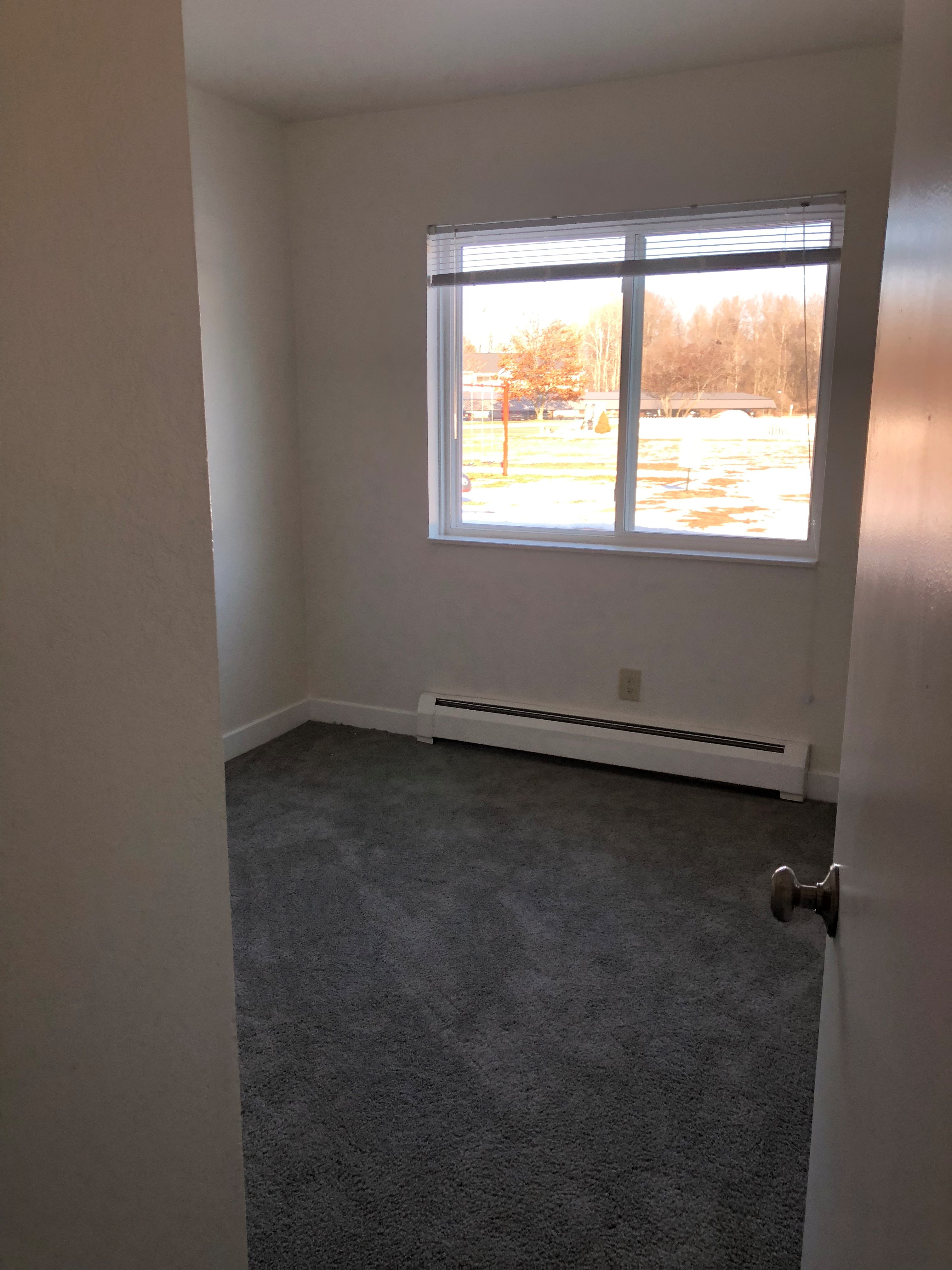 2nd bedroom in 2 br unit