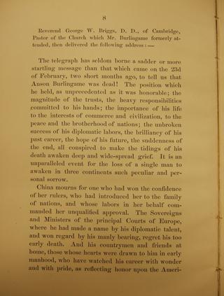 CHINESE EMBASSY MINISTER BURLINGAME CHINESE DIGNITARIES 1868 HISTORY CHINAMEN