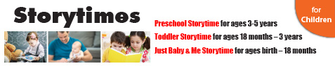 NEWSLETTER-CHILDRENS-Storytimes-ONGOING