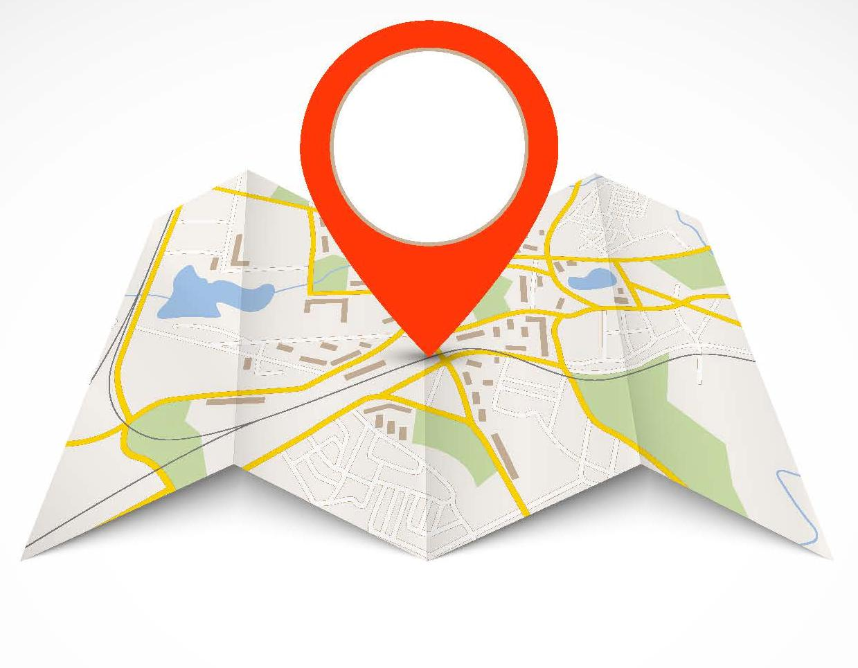 Map Stock Photo - Copy