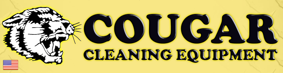 Cougar Cleaning Equipment Logo