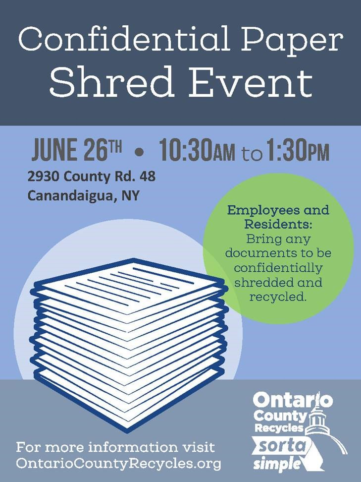 2020.06.22 Confidential Paper Shred Event