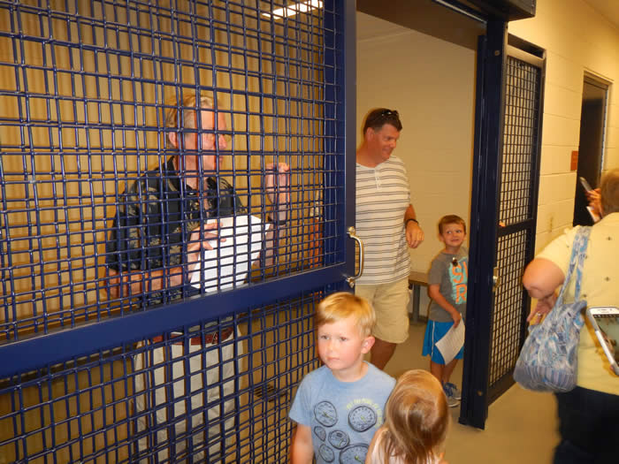 Jail Tour