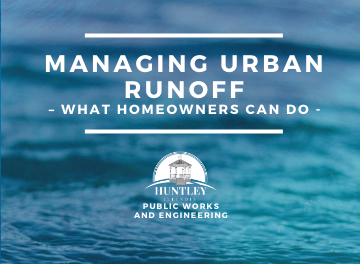 Managing Urban Runoff