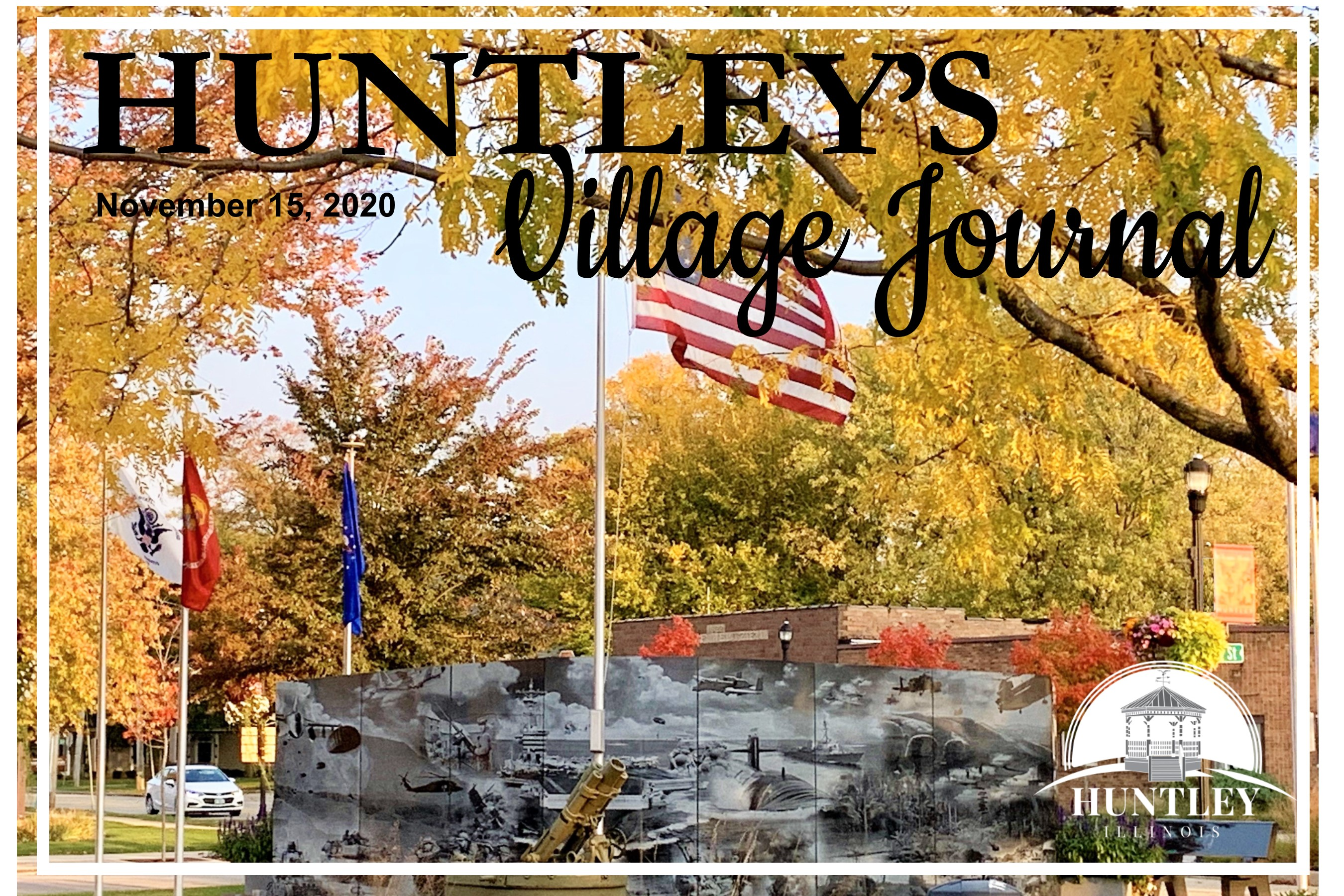 Village Journal News Image november