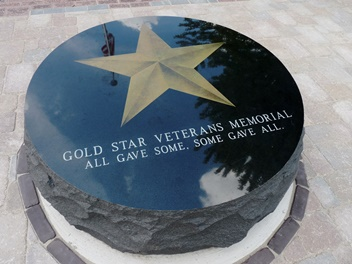 Military Gold Star Image