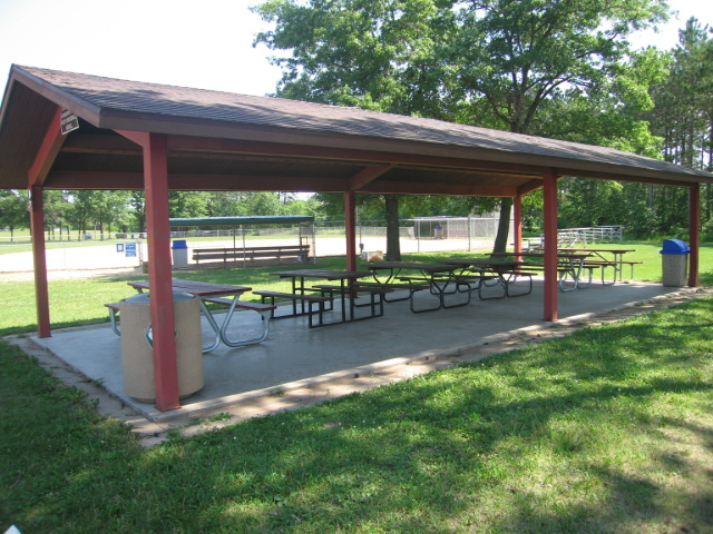 Municipal Center Park Shelter