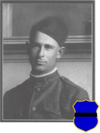 Image of Officer Jesse F Beerbower