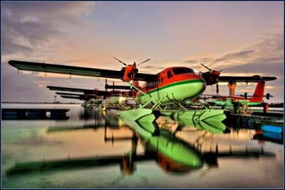 New Seaplane Business