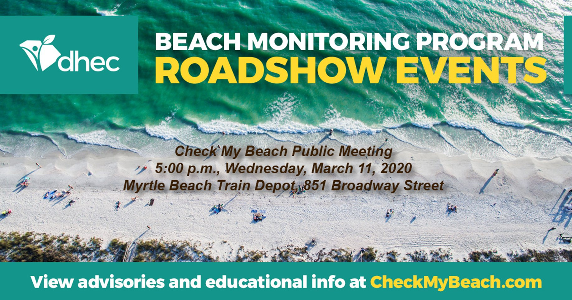 Beach Monitoring Program