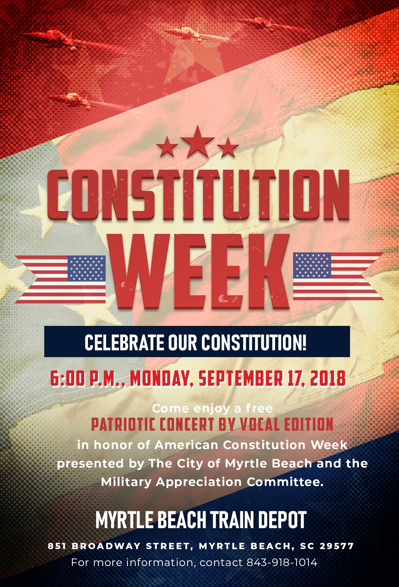 Constitution Week Flyer