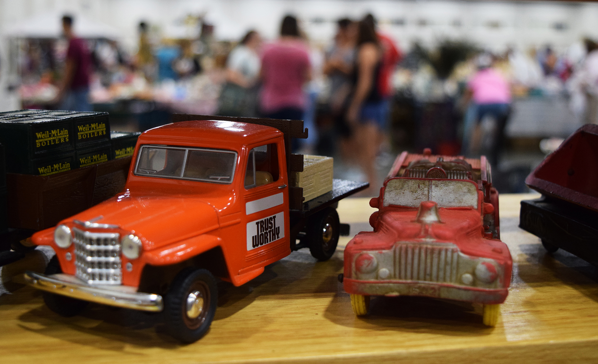 Garage Sale Trucks