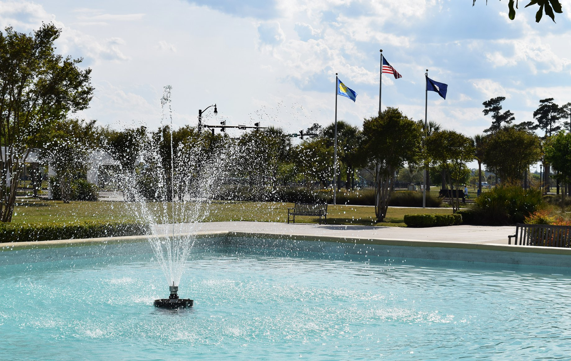 Market Common Fountain Payments extended