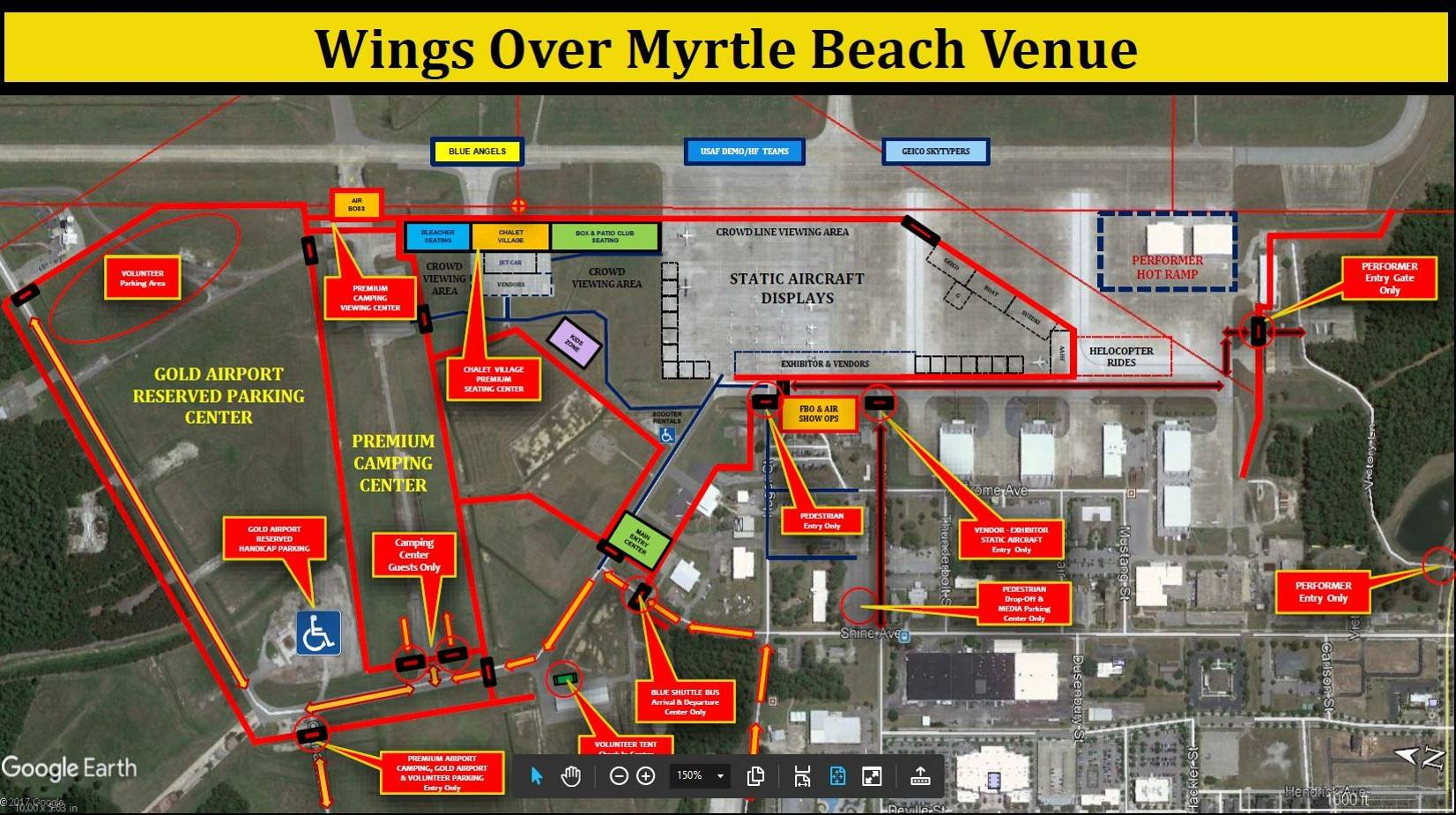 Wings Over Myrtle Beach