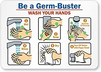 Be a Germ-Buster