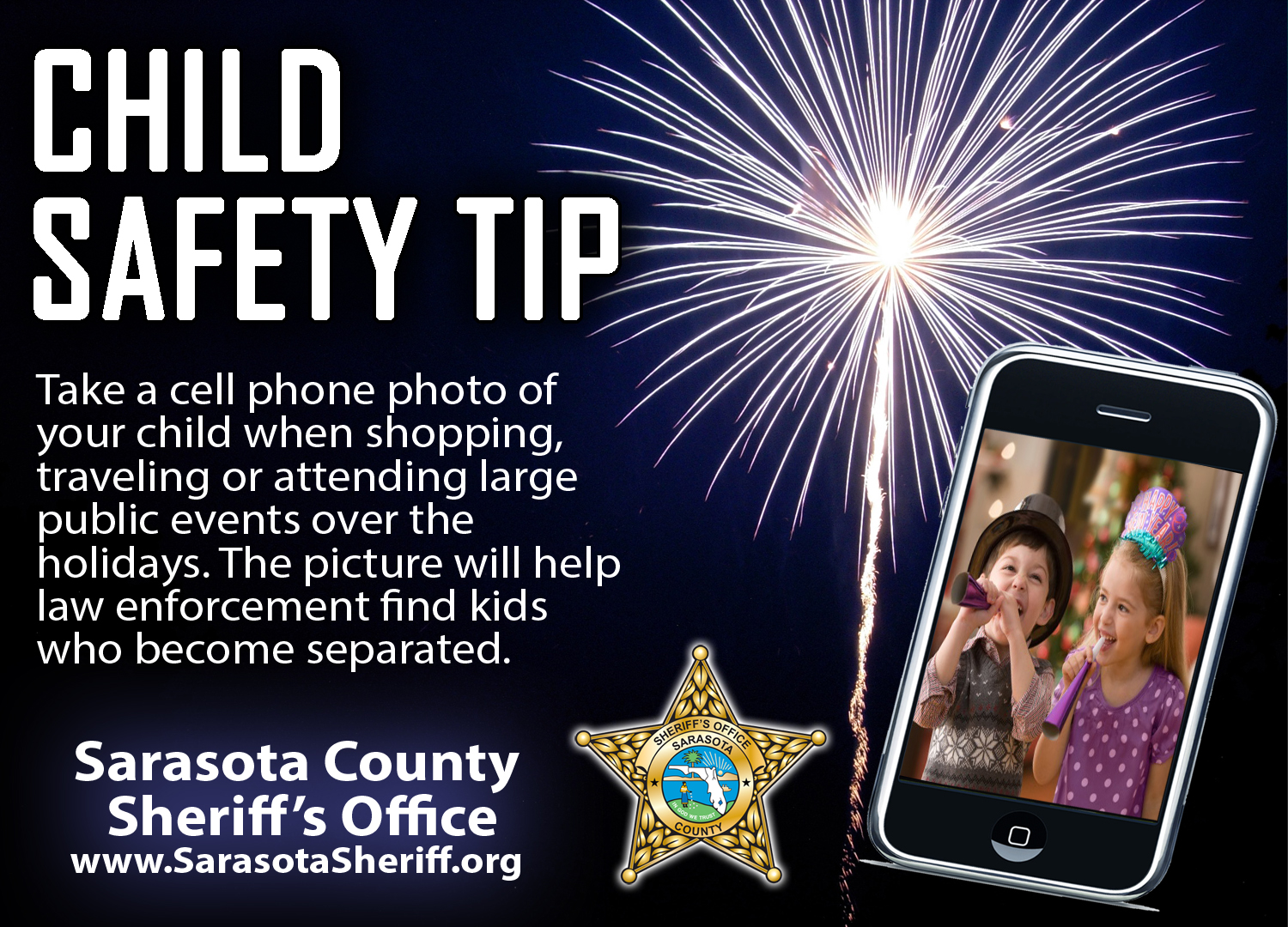 New Years Safety Tip