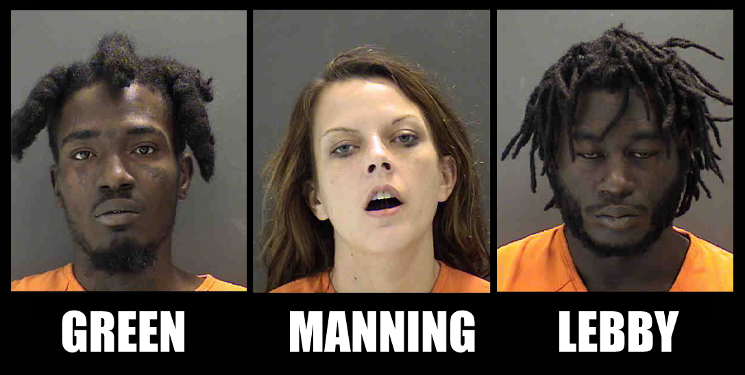 Human Trafficking Trio