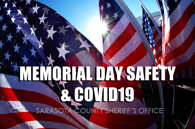 Memorial Day Safety COVID SCSO