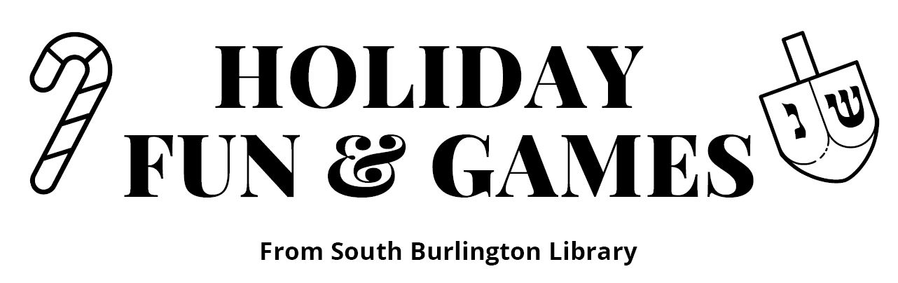 Holiday Fun and Games - Library