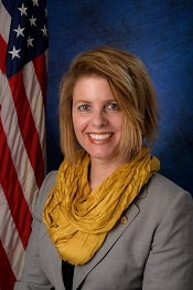 Village Clerk Kristin Thirion
