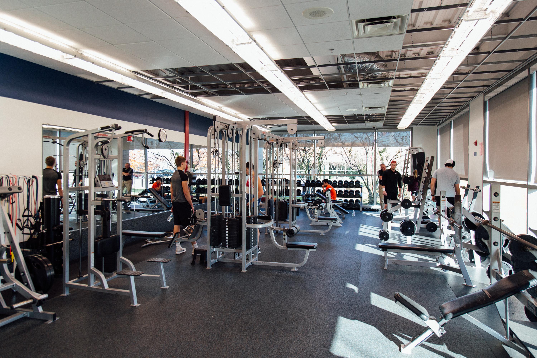 Fitness room & gymnasium