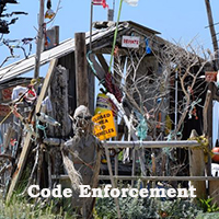 code enforcement report
