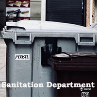 sanitation report a problem