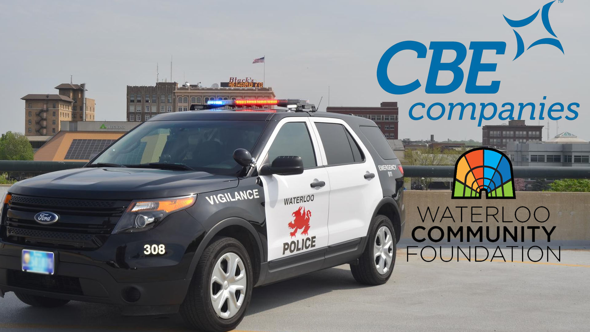 CBE and Waterloo Foundation