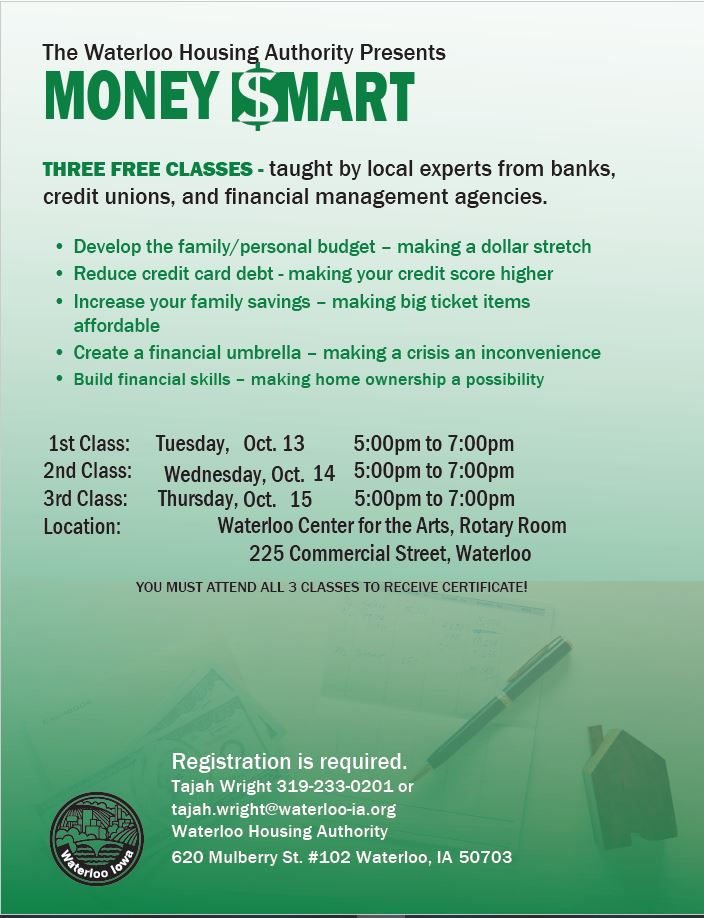 Money Smart Oct.
