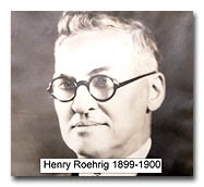 Henry Roehrig